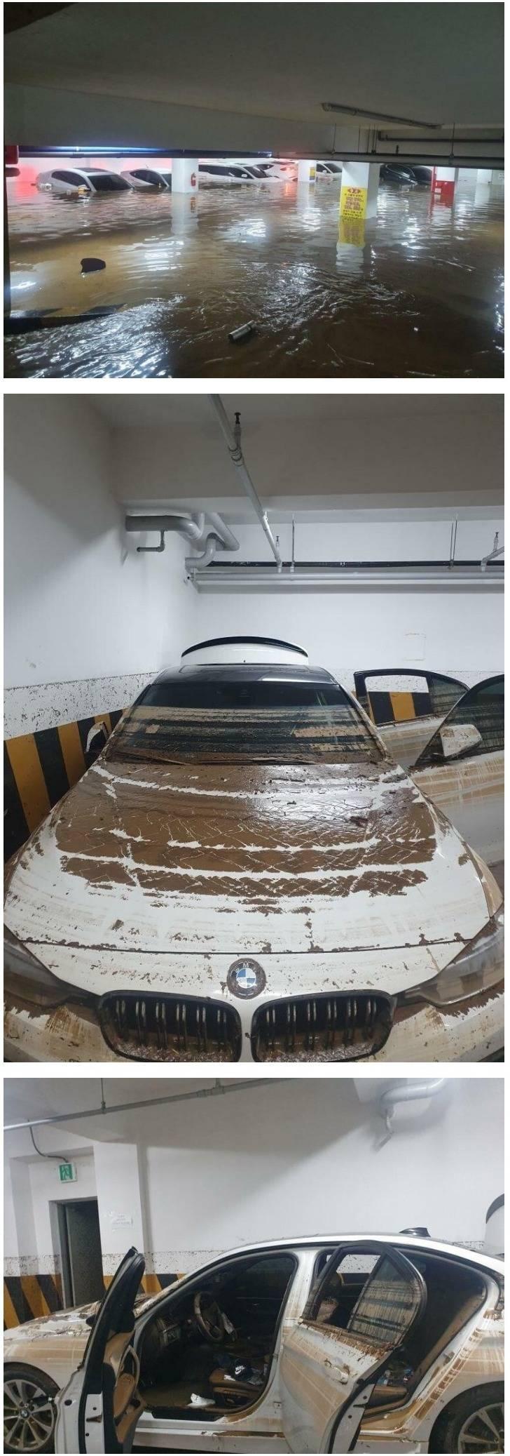 부산 BMW 차주의 눈물
