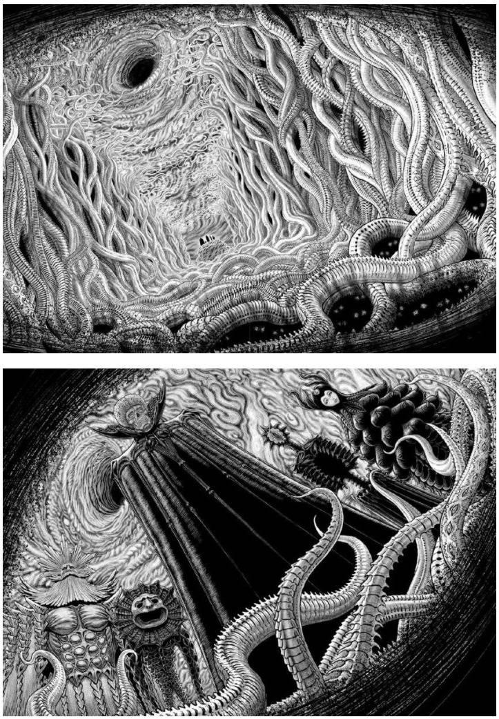 [유머] 베르세르크 최신화 작화 -  와이드섬